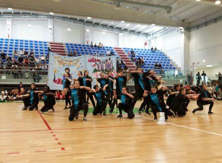 """Fase provinciale delle Olimpiadi della danza: il """"DA VINCI"""" concede il bis"""