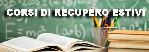 Calendario prove per alunni con giudizio sospeso